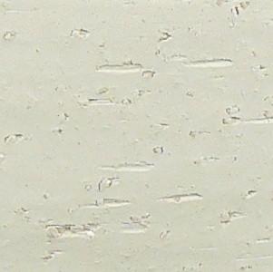 biały naturalny