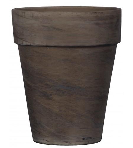 Donica terakota XL basalt