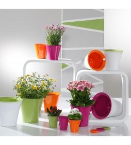 Osłonka ceramiczna do storczyka seria 742 bi-color